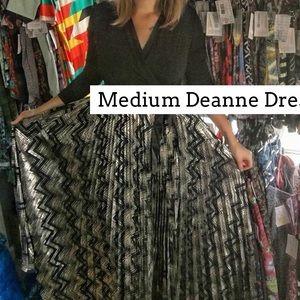 Limited Edition Elegant Deanne Wrap dress